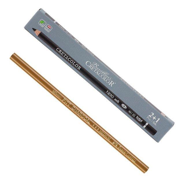 Cretacolor Charcoal Pencils - S&S Wholesale
