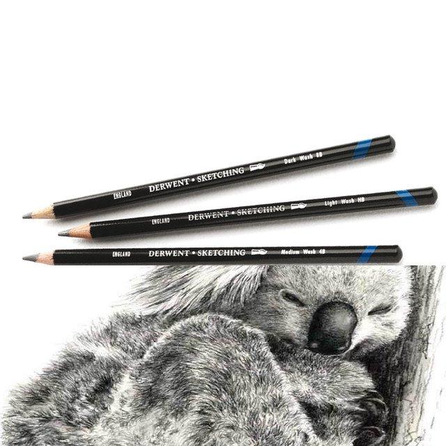 Derwent Watersoluble Sketching - S&S Wholesale
